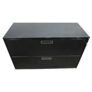 Locking Lateral File Cabinet