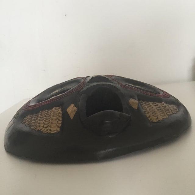 African Ghana Baluba Moon Mask - Image 5 of 6