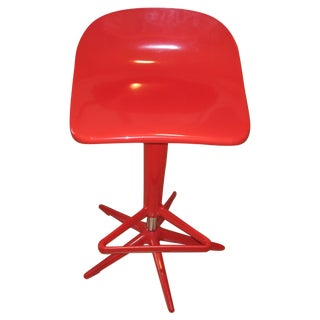 Kartel Red Spoon Stool