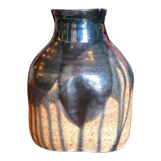 Mid-Century Modern Studio Pottery Jar