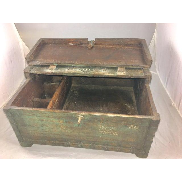 19 Century Oriental Cashbox - Image 8 of 10