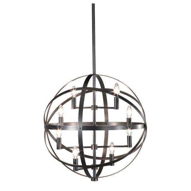 Robert Abbey Orb Light Fixture Chairish