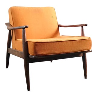 Vintage Mid-Century Conant Ball Lounge Chair