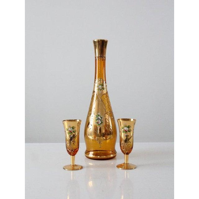 Vintage Wine Decanter Set - Image 2 of 5