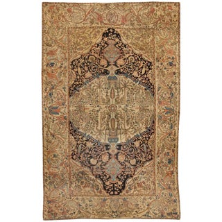 Exceptional Mid-19th Century Persian Sarouk Carpet
