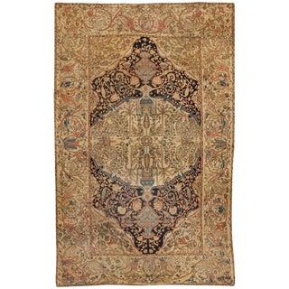Exceptional Mid-19th Century Persian Sarouk Carpet