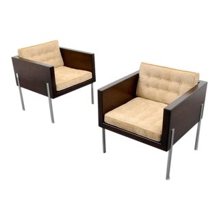 "Pair of Harvey Probber ""248"" Lounge Chairs"
