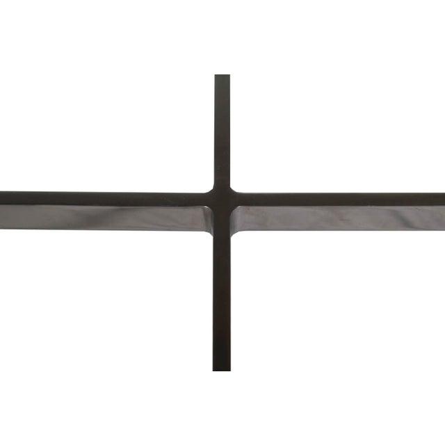Ludwig Mies Van Der Rohe Knoll Barcelona Glass Steel Coffee Table Chairish