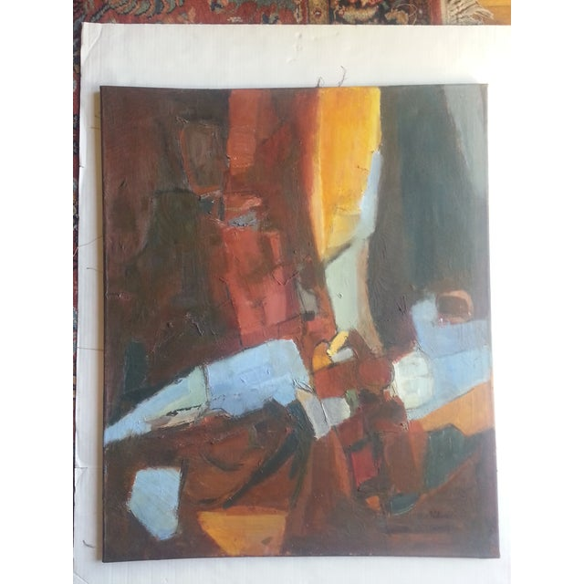 Mac Williams Modern Abstract Painting - Image 2 of 4