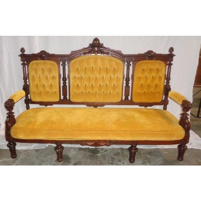 Edwardian Sofa - Image 4 of 4