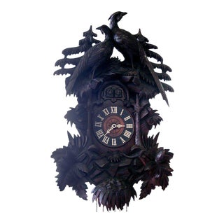 19th Century Black Forest Cuckoo Clock