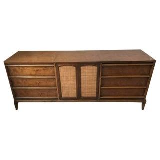 Vintage Mid-Century 9-Drawer Dresser by Lane
