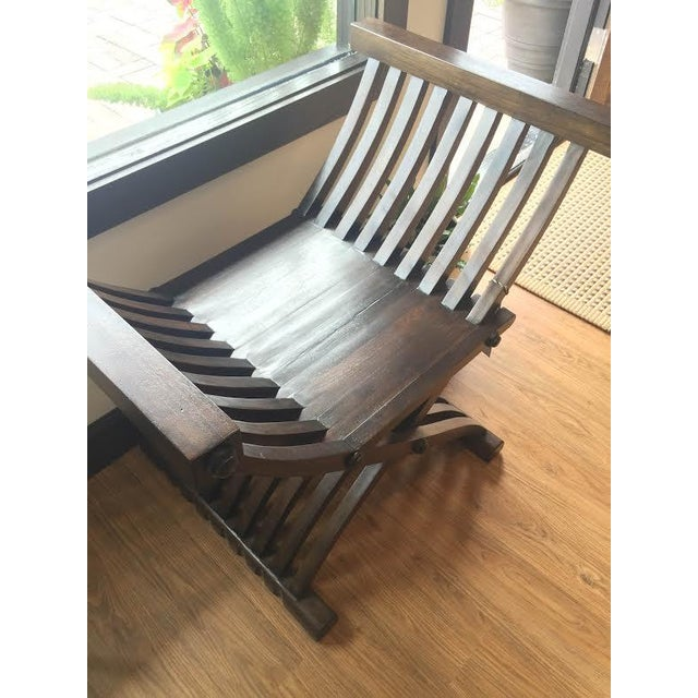 Image of Mahogany Cerule Chair