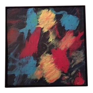 """Instinct"" Painting by Chicago Artist Marcus Sisler"