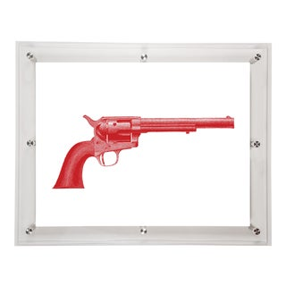 Mitchell Black Home Acrylic Framed Bang Bang Art Print
