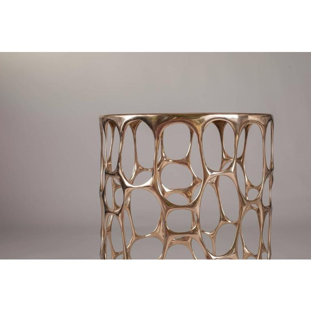 """""""Homage to Gaudi"""" Side Table by Nick King - Image 2 of 5"""