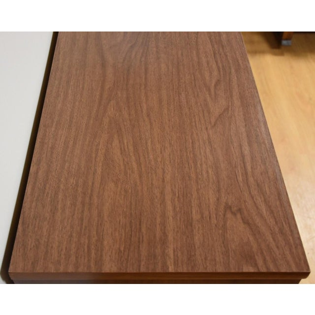 Johnson Carper Walnut and Formica Tall Dresser - Image 6 of 8