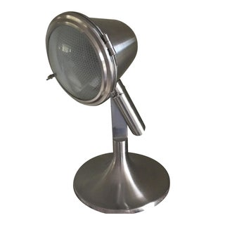 Industrial Contemporary Stainless Lamp