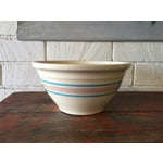 Image of Blue & Pink Striped McCoy Mixing Bowl