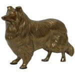 Image of Vintage Brass Sheltie