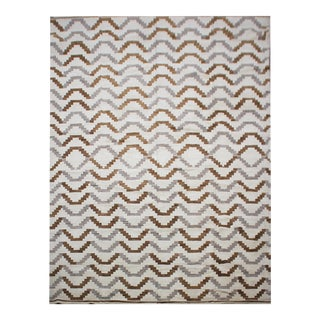 """Hand Knotted Navajo Rug- 11'4"""" x 15'1"""""""