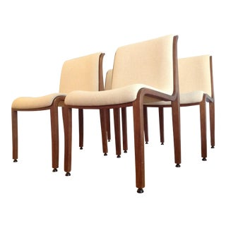Bill Stephens for Knoll Dining Chairs - Set of 4