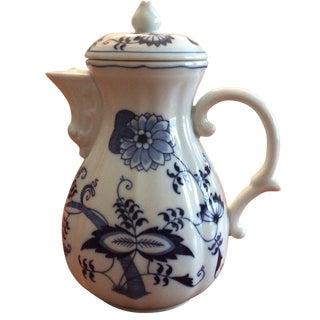 Blue Danube China Coffee Pot