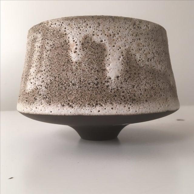 Small Stoneware Planter or Vase - Image 2 of 6