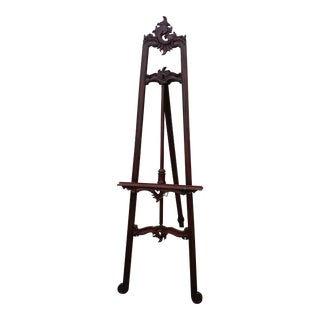 French Rococo Display Easel