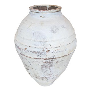 Rustic Turkish Olive Oil Pot
