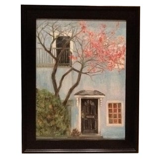 """Charleston"" Oil Painting by Janna Phillips"