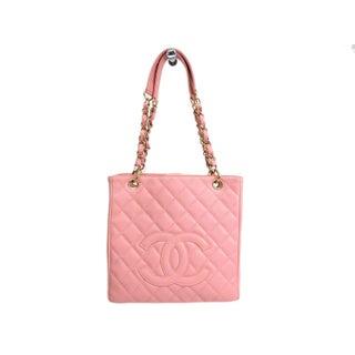 Chanel Caviar Skin PST Bag