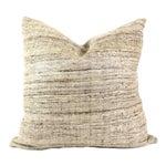 Image of Raw Silk Pillow