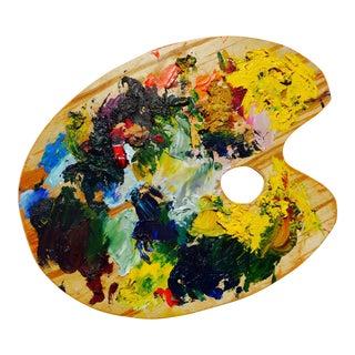 French Artist Palette