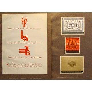 Art Deco Logos/Trademark Design - 4
