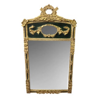 John Richard Green and Gold Mirror