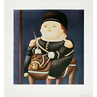 Fernando Botero-St Georg-Poster