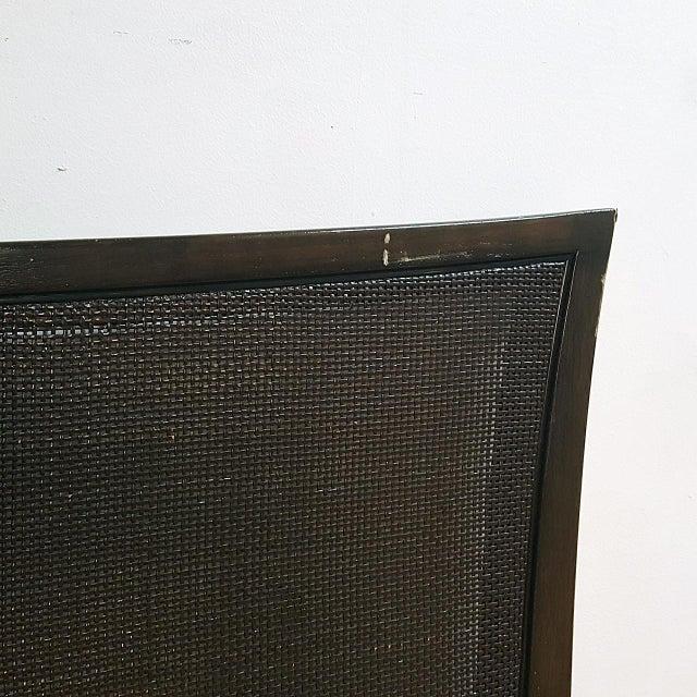 Image of Sligh Furniture Cane King Headboard