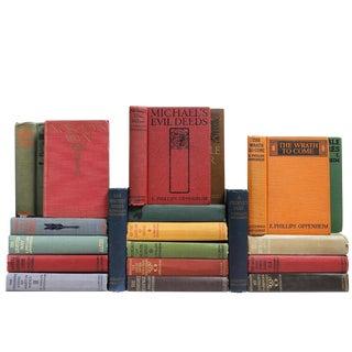 Vintage Novels: E. Phillips Oppenheim - Set of 20