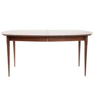 Bertha Schaefer Walnut Dining Table for Singer and Sons