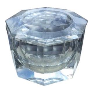 Alessandro Albrizzi Cast Lucite Ice Bucket