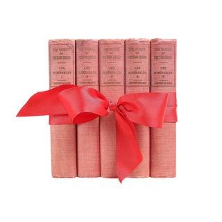 """Rose Pink """"Les Miserables"""" Gift Set, S/5"""
