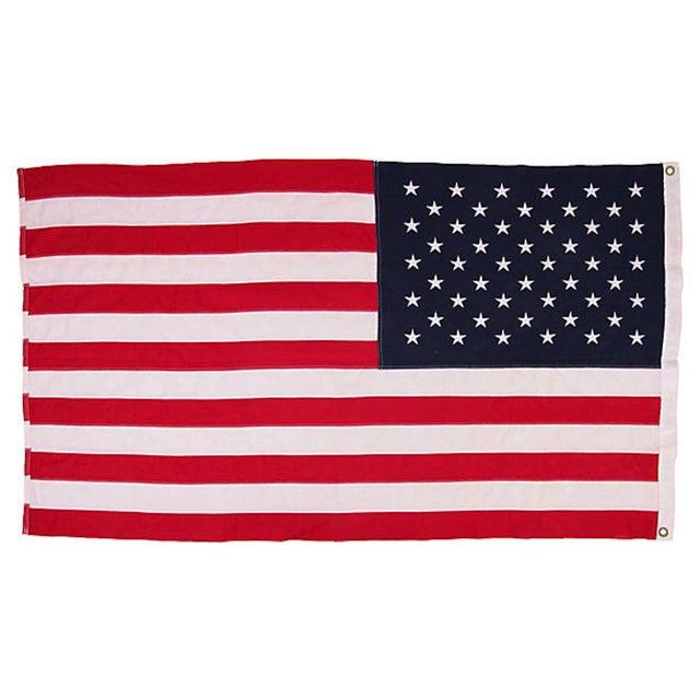 Image of Vintage 50 Star US Flag