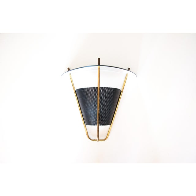 Image of Gerald Thurston for Lightolier Wall Sconces - Pair