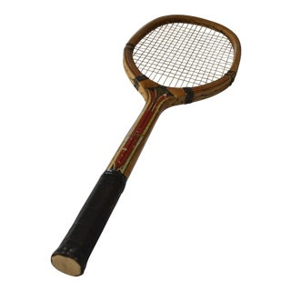 Bancroft Smart Winner Antique Tennis Racquet
