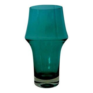 Vintage Aimo Okkolin Glass Vase