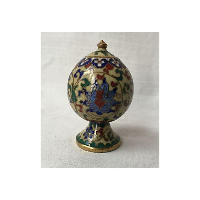 mini cloisonne decorative accent chairish