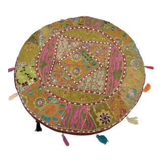 Vintage Boho Chic Pillow