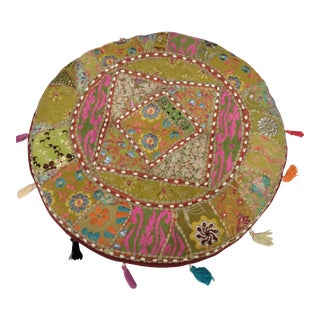 Vintage Boho Chic Pillow