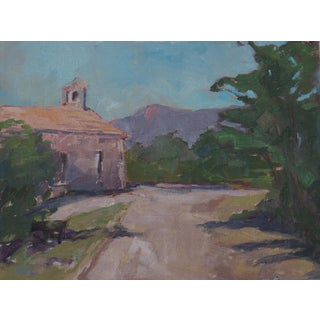 Ile Saint Honorat Painting
